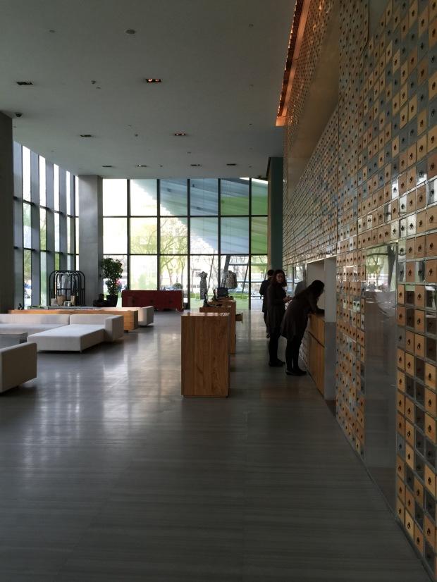 beijing upperhouse lobby