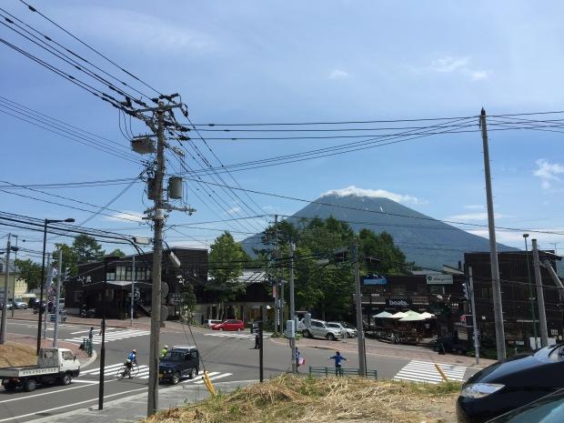 Hirafu crossroads